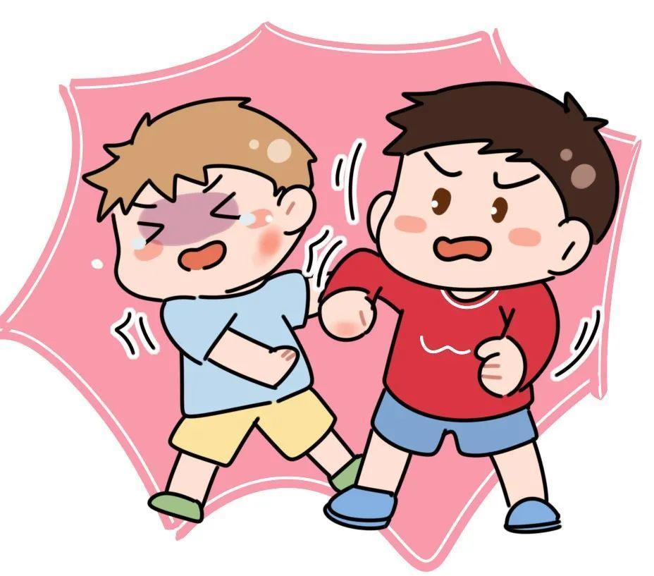 孩子爱动手打人!家长的做法很重要,尤其是第二点! - 第8张  | 深圳市羽盛信息科技有限公司