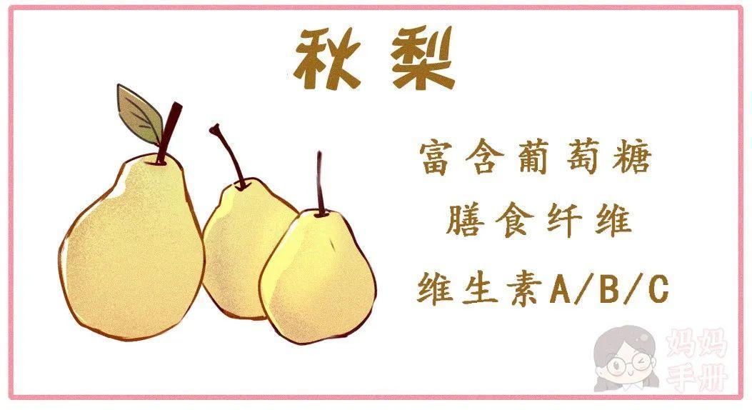 入秋后吃什么水果最有益?孩子健康少生病,建议收藏! - 第3张  | 深圳市羽盛信息科技有限公司